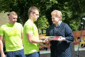 Multimedijų projektas apie parolimpiečius apnuogins lietuvių vengiamą temą