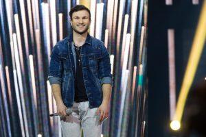 Dainininkas V. Baumila: aš nieko nedarau ant scenos