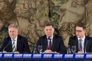 """M. Jurkynas: """"valstiečiai"""" koalicijoje gali paskandinti socialdemokratus"""