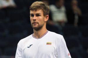 L. Grigeliui ir partneriui ATP teniso turnyro Italijoje finalas neatsivėrė