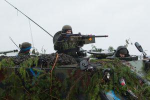 Lietuva – geriausiai gynybą finansuojančių NATO šalių dešimtuke
