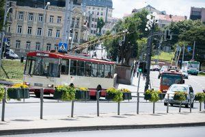 Viešojo transporto keleiviai paslaugų kokybę įvertino beveik 8 balais iš 10