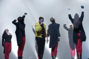 """Šįvakar – """"Golden Parazyth"""" svarbiausias sezono koncertas su gyva grupe"""