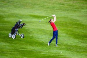 Lietuvių golfo žaidėjai savaitgalį triumfavo ir Latvijoje, ir Lenkijoje