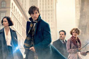 Į kino ekranus grįžta magiškasis J. K. Rowling burtininkų pasaulis