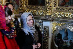 """""""Fusedmarc"""" į sceną nešis talismanus iš šventos Ukrainos vietos"""