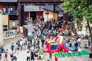 LRT Opus terasos pradeda sezoną Vilniuje ir Palangoje