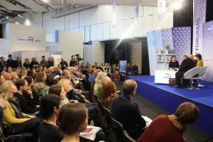 Svarbiausi 18-osios Vilniaus knygų mugės renginiai – tiesiogiai per LRT