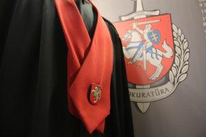 Baudžiamojo persekiojimo departamento vadovu paskirtas T. Krušna