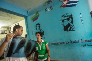 Kubos sveikatos apsauga – ne propagandos įrankis