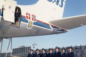 Skandinavijos skrydžių bendrovė SAS – 70 metų danguje