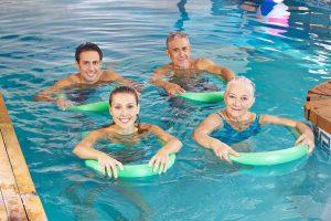 Sportas vandenyje – efektyvi atsipalaidavimo priemonė