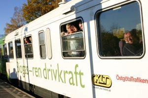 Švedija dėl pasenusios infrastruktūros mažins traukinių greitį
