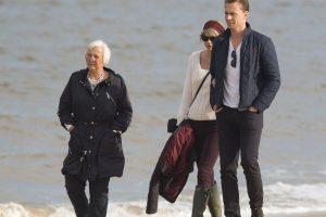 T. Hiddlestonas marškinėlius papuošė meilės prisipažinimu T. Swift