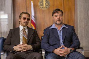 R. Crowe apie R. Goslingą: jis kaip piktybinis vabzdys, zyziantis aplink