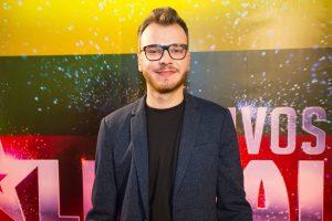 """""""Lietuvos talentuose"""" – radijo laidų vedėjo V. Leliugos debiutas"""