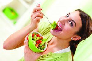 Intuityvus valgymas formuoja teigiamus mitybos įpročius