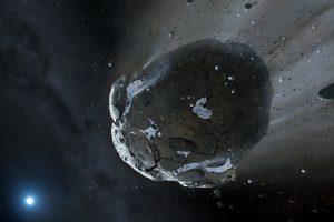Išvengti asteroido susidūrimo su Žeme tėra vienas būdas