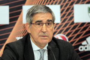 J.Bertomeu pažadėjo Eurolygos finalo ketvertą Kaunui, tik nepasakė kada