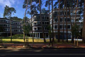 """""""Conresta"""" pradėjo itin prabangių """"Eglės"""" apartamentų statybas"""