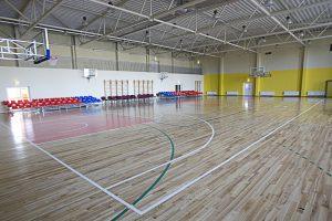 Uostamiestyje iškils moderni sporto salė