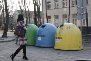 Išvengs didesnės rinkliavos už atliekų tvarkymą?