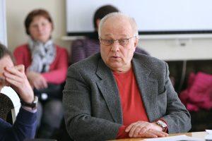Etikos komisijos posėdyje – neeilinis įvykis