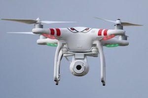 Mieste – mažiau dronų?