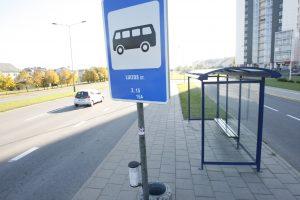 Autobusų stotelėms – nauji pavadinimai