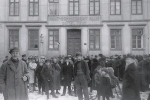 1923-ųjų sukilimą tebegaubia mįslės