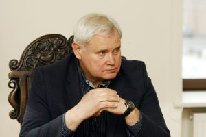 Meras: neabejoju Klaipėdos universiteto potencialu