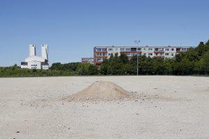 Pajūrio pagrindinės mokyklos stadiono rekonstrukcija – dar apmirusi