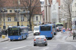 Autobusų keleivių laukia pokyčiai