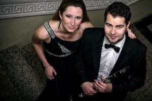 Dueto koncerte – klasika ir džiazas