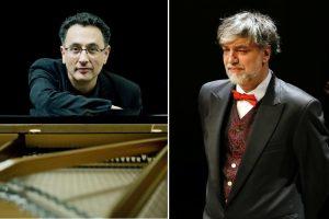 """""""Salve Musica"""": juodų ir baltų klavišų ansamblis"""