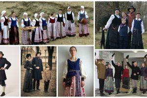 Išrinkti gražiausi Klaipėdos krašto tautiniai kostiumai