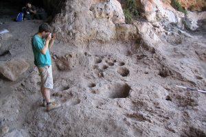 Izraelyje rastos seniausios alkoholio daryklos liekanos