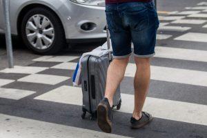 Atsirado policijos ieškotas ir Vilniaus oro uoste dingęs vyras