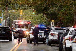 Pitsburge per šaudymą sinagogoje žuvo 11 žmonių