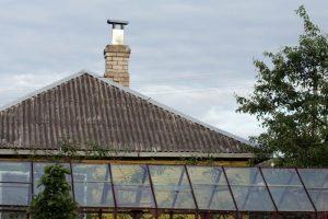 ŽŪM asbestiniams stogams keisti skyrė papildomų lėšų