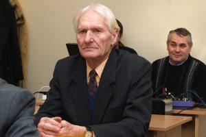 Mirė edukologas, mokslų daktaras J. Žvingilas