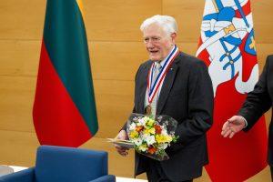 V. Adamkus: Rusija tęsia Sovietų Sąjungos politiką