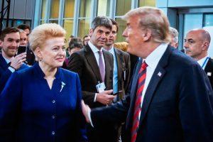 """Naujo D. Ulvydo filmo """"Valstybės paslaptis"""" šūkį pasufleravo prezidentė"""