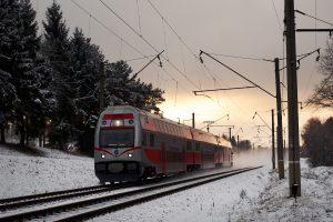Vilkaviškio rajone traukinys partrenkė ir mirtinai sužalojo žmogų