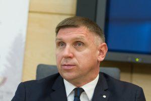 Vienas iš Lietuvos kriminalistų vadovų tapo policijos atašė Europole