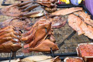 Žuvies produktuose – ir parazitai: reikalavimų neatitiko kas dešimtas mėginys