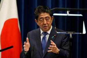 Japonijoje bus paleistas parlamentas
