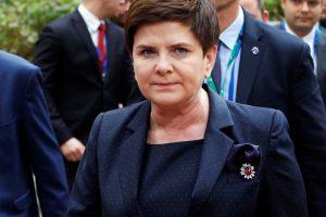 Premjerė: Lenkija nesiruošia palikti ES