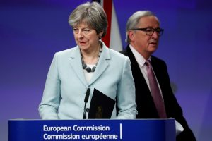 "Nuo referendumo iki ""Brexit"" susitarimo: svarbiausi momentai"