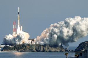 Japonai paleis mažiausią palydovą pasaulyje